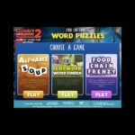 Cloudy 2 - Word Puzzles Suite